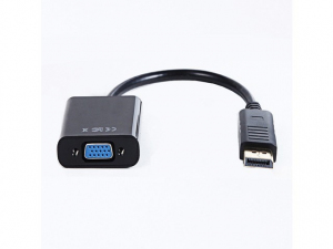 Adapter Displayport 1.1(M)->VGA(F)