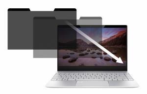 Filtr prywatyzujący 2-drożny, do laptopa 14 cali (16:9), magnetyczny