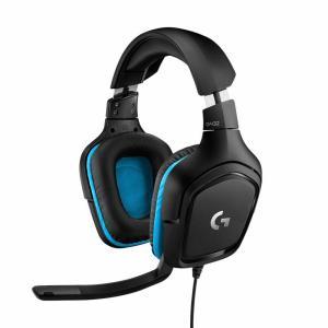 Zestaw słuchawkowy G432 Surround Sound Gaming 981-000770