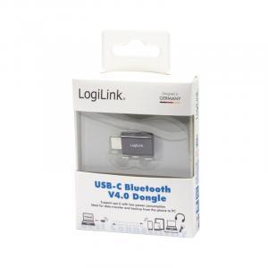 Adapter USB-C Bluetooth v4.0, czarny