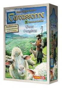 Carcassonne PL Edycja 2.0, 9: Owce i Wzgórza