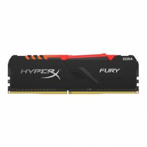 Pamięć DDR4 Fury RGB 8GB/2400 CL15 czarna