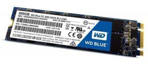 Blue SSD 500GB SATA M.2 2280 WDS500G2B0B