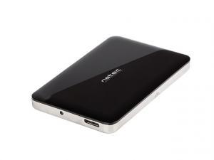 Kieszeń zewnętrzna HDD sata OYSTER 2 2,5'' USB 3.0 Aluminium Czarny