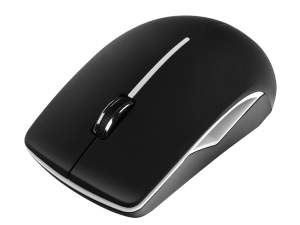Mysz FIN biała RF nano