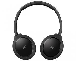 Bezprzewodowe słuchawki nauszne bluetooth HA-S60BT czarne