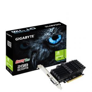 Karta graficzna GeForce GT710 2GB DDR5 64BIT DVI/HDMI