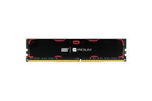 DDR4 IRIDIUM 8GB/2400 15-15-15 1024*8 Czarna
