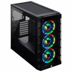 Obudowa iCue 465X RGB Black