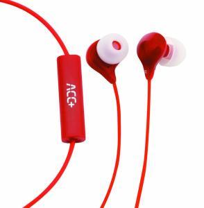 Słuchawki douszne Soul czerwone