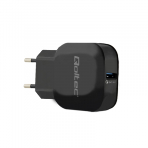 Ładowarka Qualcomm Quick Charge 3.0, 5V, 3A, 18W, USB