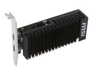 Karta graficzna GeForce GT 1030 OC 2GB DDR5 64BIT HDMI/DP