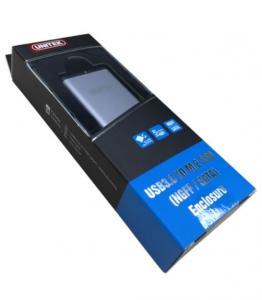 Obudowa M.2, USB3.0 ; Y-3365 ALU.