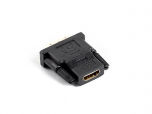 Adapter HDMI (F) -> DVI-D (M)(18+1) Single Link