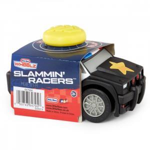 Autko Slammin Racers, Policja