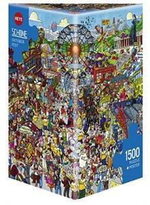 1500 elementów Octoberfest