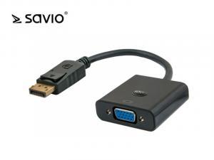 Adapter CL-90/B DP-VGA SAVIO