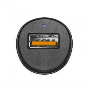 Ładowarka samochodowa z technologią QC3.0 i auto-detect