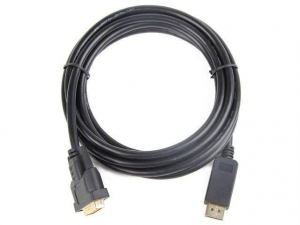 Kabel Displayport(M)->DVI-D(24+1) 1m