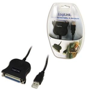 Adapter USB do DSUB-25pin, 1,5m