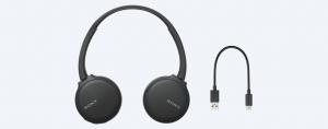 Słuchawki WH-CH510 Czarne