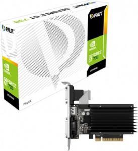 Karta graficzna GeForce GT730 2GB DDR3 PCI-E 64BIT DVI/HDMI/D-Sub