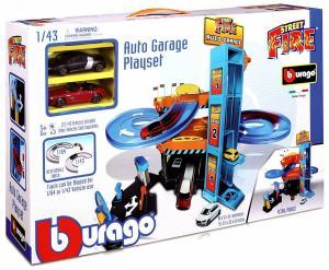 Garaż Street Fire Auto
