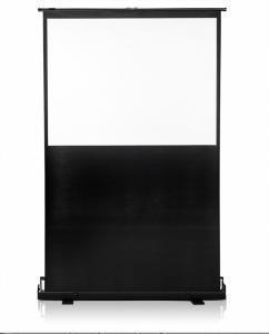 Ekran projekcyjny podłogowy 167x200 80cali