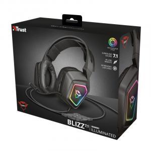 Słuchawki gamingowe GXT450 Blizz RGB 7.1 Surround