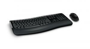 Klawiatura + mysz Comfort 5050 Desktop AES PP4-00019