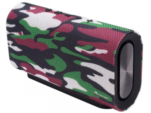 Głośnik Bluetooth Rave kamuflaż