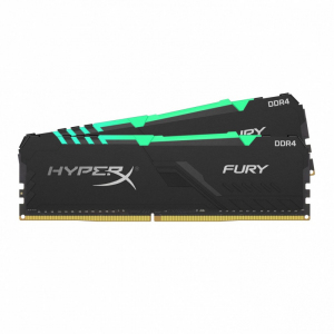 Pamięć DDR4 Fury RGB 16GB/3200 (2*8GB) CL16