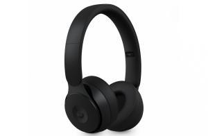 Słuchawki bezprzewodowe Beats Solo Pro Wireless z redukcją szumów - czarne