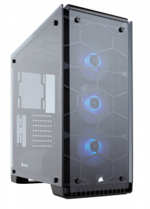 Crystal Series 570X RGB Compact ATX Mid-Tower Case
