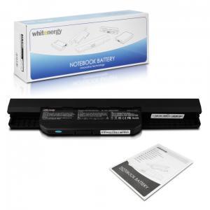 Bateria A32-K53 A42-K53 do laptopa Asus A43 A53 K43 K53 X43 A32-K53 A42-K53 10.8-11.1V 5200mAh czarna