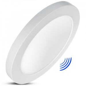 Panel LED Sufitowy 30W 3 Kolory Sensor LD142
