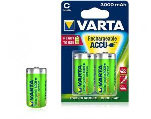 Akumulator R14 3000mAh 2szt ready 2 use
