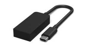 Adapter USB-C to Ethernet Surface Commercial JWM-00004