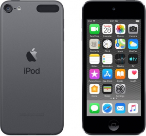 iPod touch 128GB szary