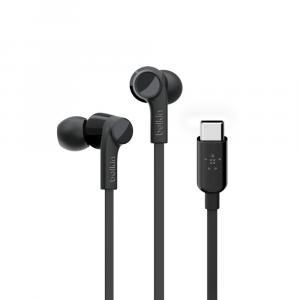 Słuchawki Rockstar USB-C czarne