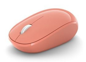 Mysz Bluetooth Mouse Peach RJN-00039