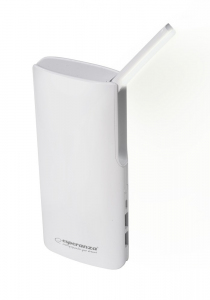 POWER BANK 11000MAH RAY BIAŁY