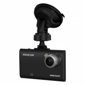 Kamera samochodowa SCR 2100, rozdzielczość FHD, Ekran 2,7