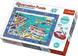 70 elementów Obserwacyjne - Odwiedzamy port