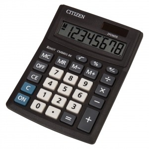 Kalkulator biurowy serii Business Line CMB801-BK