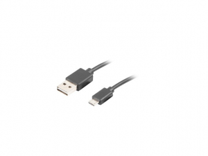 Kabel Micro USB - AM 2.0; 1m Easy-USB czarny