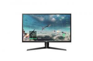 Monitor 27 27GK750F-B TN FullHD 1ms USB 3.0 QCH