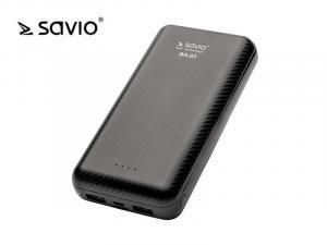 Power bank 20000mAh SAVIO BA-03