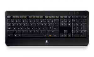 K800 Podświetlana klawiatura bezprzewodowa 920-002394