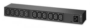 AP6020A Rack PDU Basic 0U/1U 16A C20 / 13xC13